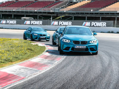 BMW M Track Days 2016 Barcelona