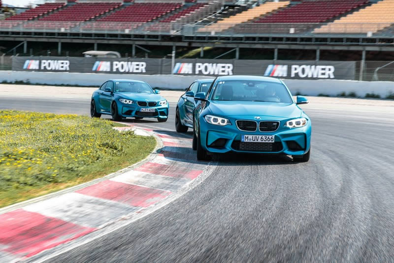 BMW M Track Days 2016 Barcelona 4