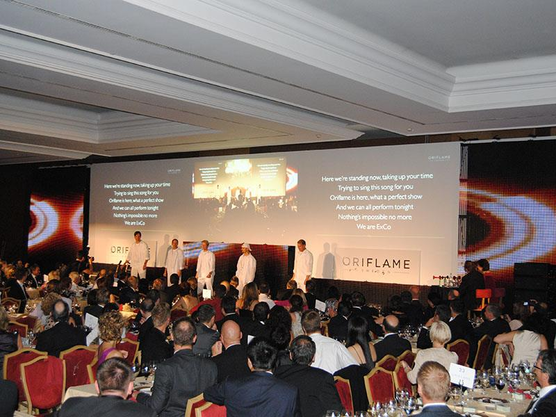 Management Conference Oriflame 2010 2