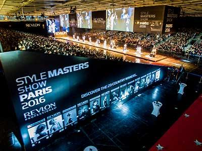 Revlon Professional Style Master 2016 International Contest